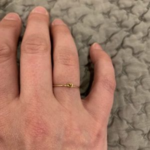 ABLE forever ring, size 6
